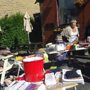 Ribchester's Fabulous August Charity Market